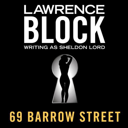 69 Barrow Street audiobook cover art