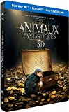 Les Animaux fantastiques - Edition limitée Steelbook - Le monde des Sorciers de J.K....