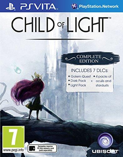 Ubisoft Child of Light: Deluxe Edition PlayStation Vita videogioco