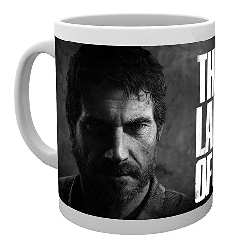 GB eye Ltd, The Last of Us, Black And White, Tazza