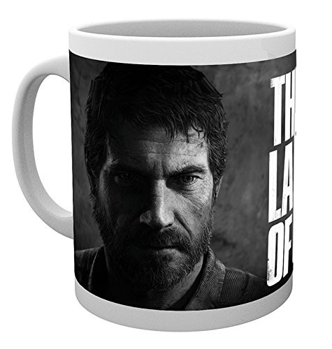 Nosoloposters GB Eye LTD, The Last of Us, Black and White, Taza