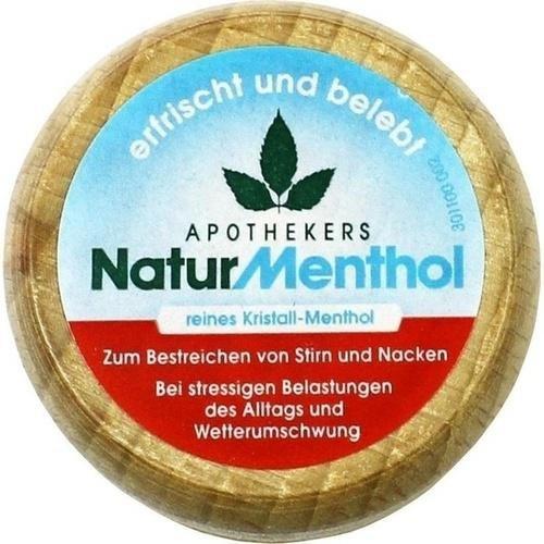 APOTHEKERS NATURMENTHOL 1St Körperpflege PZN:7206957