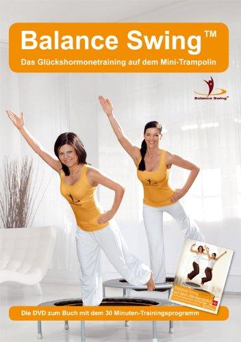 Balance Swing auf dem Mini-Trampolin: Fitness DVD