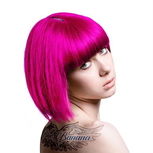 Stargazer Semi-Permanent Conditioning Hair Colour Rinse - Shocking Pink. by Stargazer