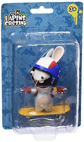 Together - TOYUBI003 - Figurine - Animal - Lapins Cretins - Die Cast Skateboard