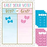 Creative Converting GAME, CAST YOUR VOTE, 0.02x18x24inc, Multicolor