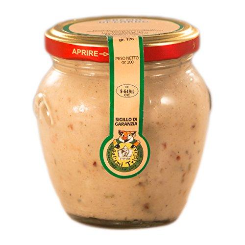 Crema di Lardo di Gombitelli 200 gr. - Salumificio Artigianale Gombitelli - Toscana