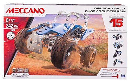 Meccano - Todoterreno ATV