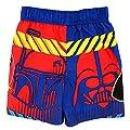 Star Wars Boys Swim Trunks Swimwear (2T, Bounty Blue)