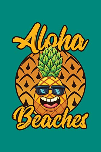 Aloha Beaches: Hawaii Journal, Hawaiian Notebook Note-Taking Planner Book, Gift Souvenir For Travel Vacation download ebooks PDF Books