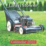 Lawn Mower Calendar 2022