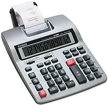 CASIO Enterprises HR150TM HR-150TM Two-Color Printing Calculator, Black/Red Print, 2.4 Lines/Sec