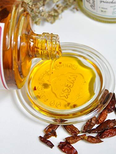 direct&friendly Geschenkset Bio Olivenöle mit Chili, Tomate, Oregano - 6