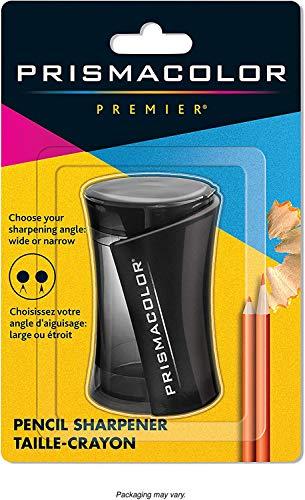 Prismacolor 1786520 Premier Pencil Sharpener, Black