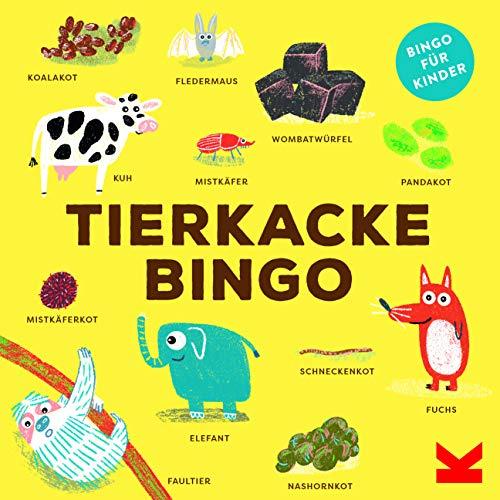 Laurence King Verlag GmbH Tierkacke-Bingo Bild