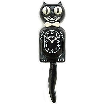 Kitty Cat Klock (Classic Black-Small)