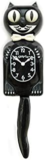 Classic Black Kitty-Cat - Made by Kit-Cat Klock? by California Clock Company