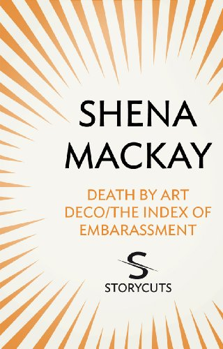 Death by Art Deco / The Index of Embarassment (Storycuts) (English Edition)