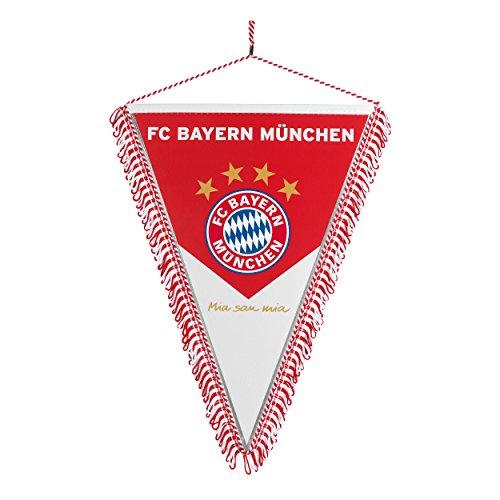 FC Bayern München Wimpel, Banner, Autowimpel, Autobanner BVB 09 - Plus Gratis Aufkleber Forever München