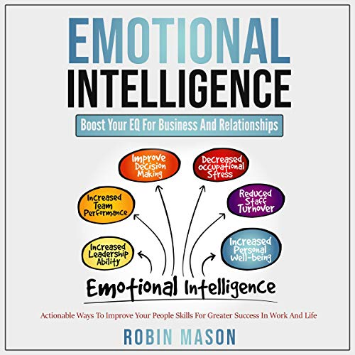Emotional Intelligence: Boost Your EQ for Business and Relationships cover art
