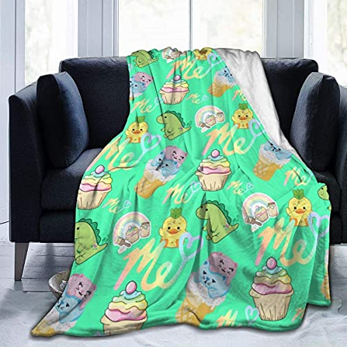 VJSDIUD Moriah-Elizabeth-Me Merch 8 Ultra-Soft Micro Fleece Blanket