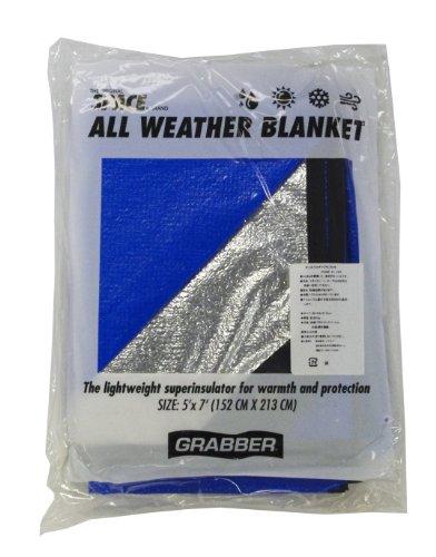 GRABBER(グラバー) 『ALL WEATHER BLANKET(オールウェザーブランケット)』