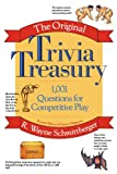 The Original Trivia Treasury: 1,001 Questions for Competitive Play