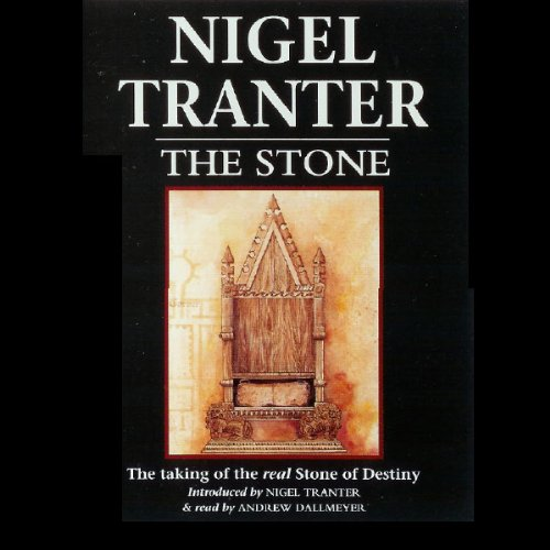 The Stone audiobook cover art