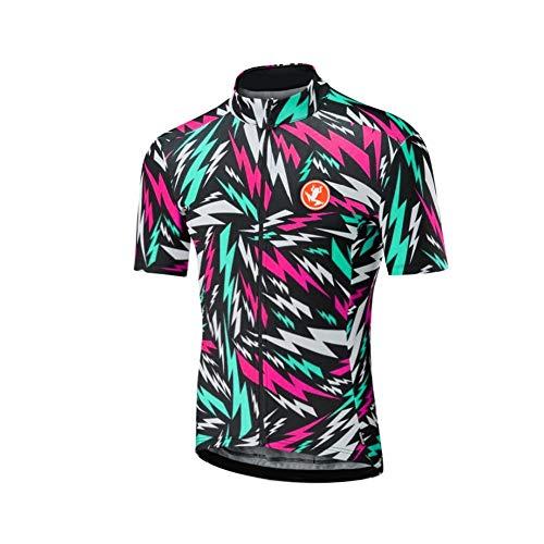 UGLY FROG Designs Radsport Trikots & Shirts Triathlonanzug Herren Radsport Funktionsshirt Reißverschluss Jersey Summer Style
