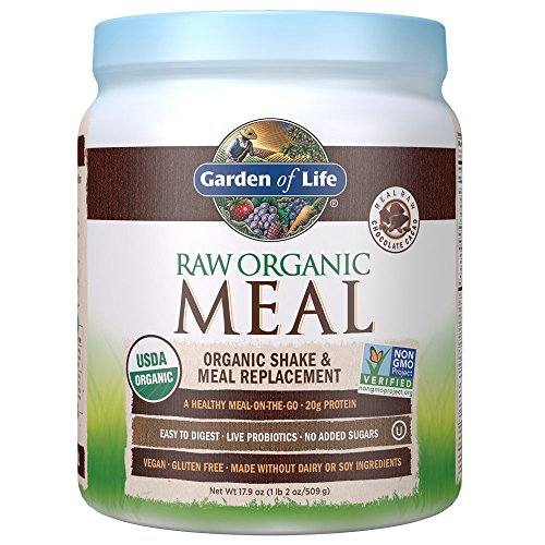 Raw Organic Vegan Meal Replacement