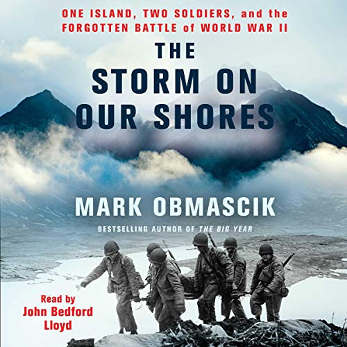 The Storm on Our Shores Audiobook By Mark Obmascik cover art