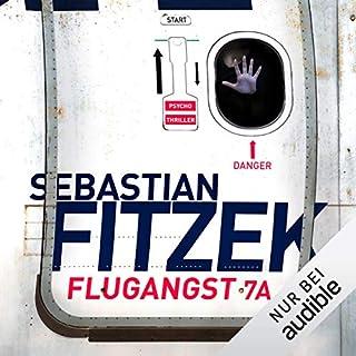 Flugangst 7A audiobook cover art