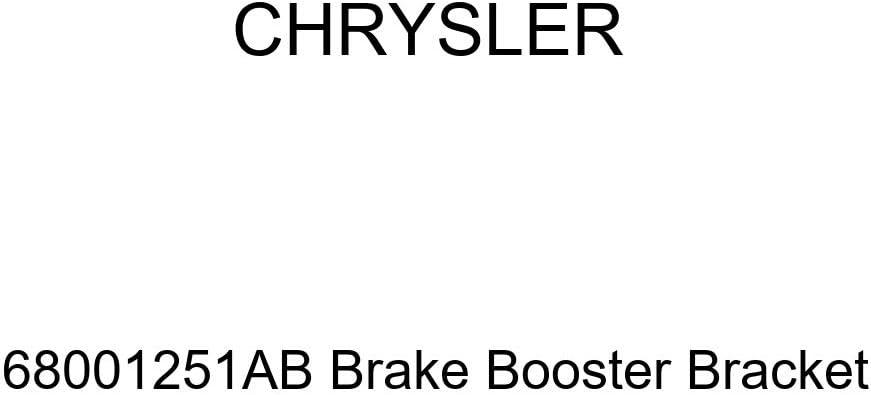 2021 new Genuine Chrysler 68001251AB Booster Bracket Brake Large discharge sale