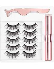 Magneet Valse Wimpers Langdurige Magnetische Vloeibare Eyeliner Pincet Wimper Make-up Tool Set Cosmetische Tool voor Schoonheid