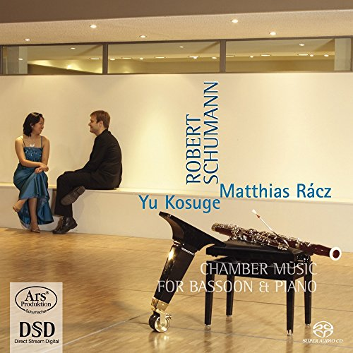 Chamber Music for Bassoon & Piano