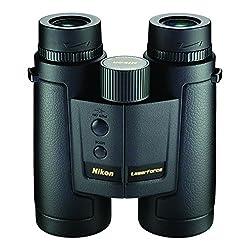 commercial Nikon LASERFORCE RANGEFINDER Binoculars nikon hunting binoculars