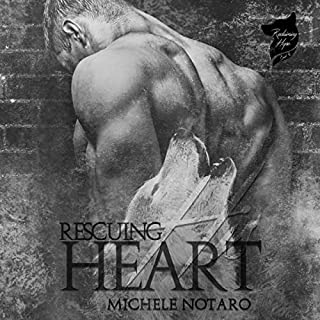 Rescuing His Heart cover art