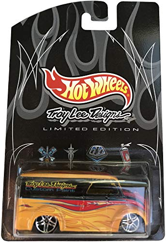 Hot Wheels Dairy Delivery Troy Lee Design - Yellow/Black - Extreamly Rare!!!