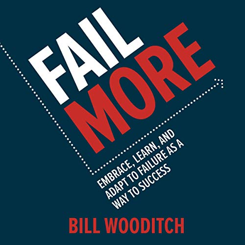 Fail More audiobook cover art