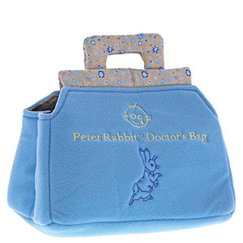 GUND Peter Rabbit GOSH Peter Rabbit Doctors Bag Soft Toy