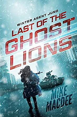 Last of the Ghost Lions