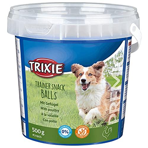 TRIXIE Premio Trainer Snack Poultry Balls 500 g