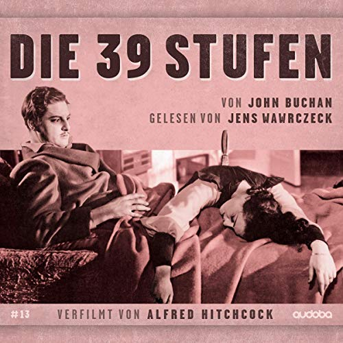 Die 39 Stufen cover art
