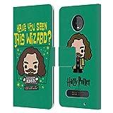 Head Case Designs Officiel Harry Potter Sirius Black Deathly Hallows I Coque en Cuir à Portefeuille...