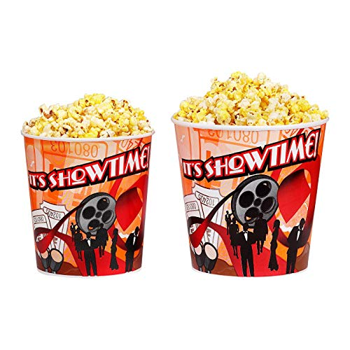 Check Out This 130-oz. Showtime Popcorn Cup | 300 Count