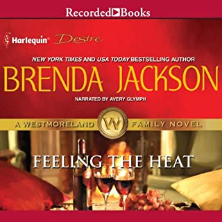Feeling the Heat audiobook cover art
