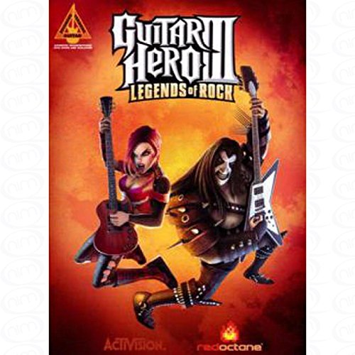 Guitar Hero 3 – Legends Of Rock – Arreglados para guitarra – con Tabulador [de la fragancia/Alemán]