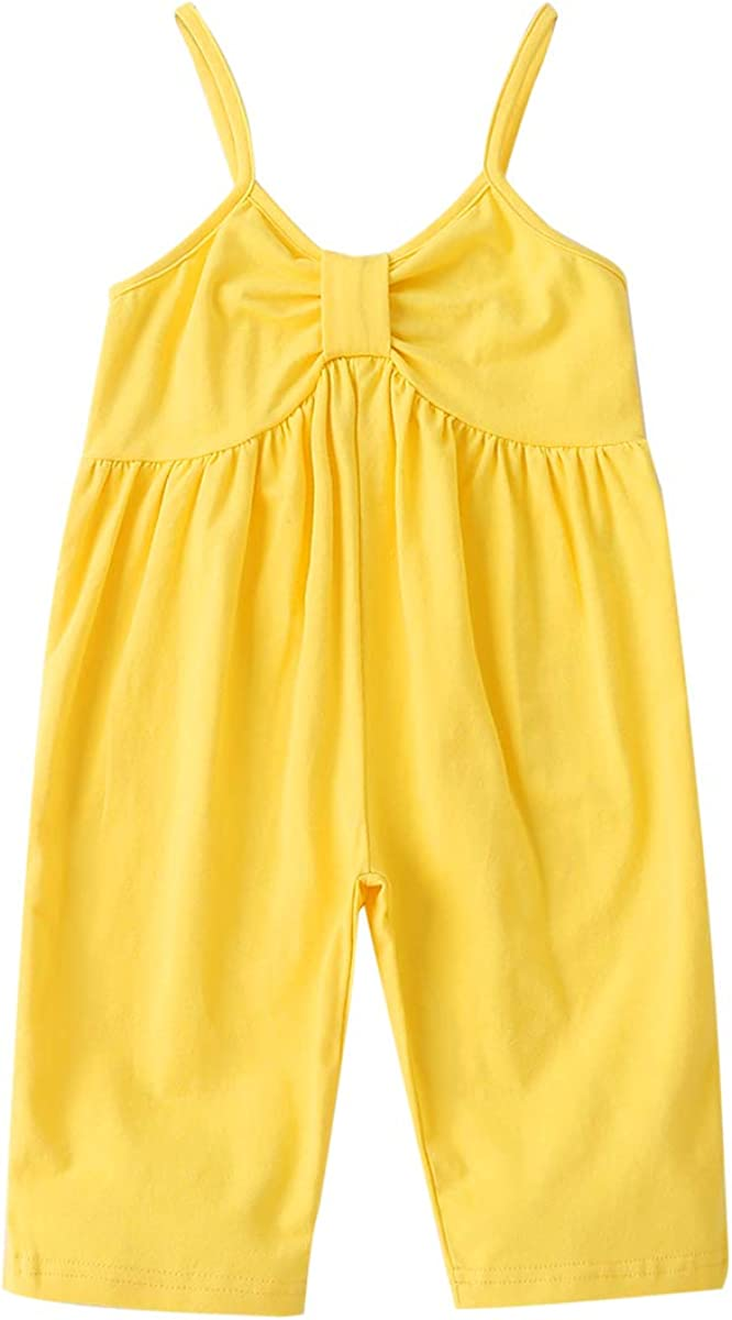 Divilon Toddler Baby Large special price !! Girls Summer Backless Kid Jumpsuit Cute price Har