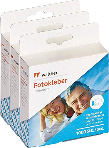 walther design Fototapes 3X1000 Stück