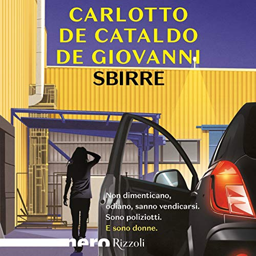 Sbirre audiobook cover art